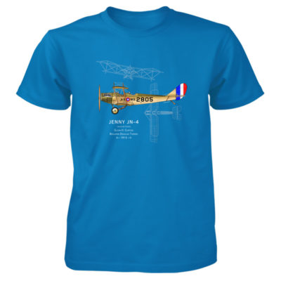 Jenny JN-4 T-Shirt