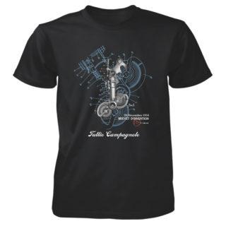Derailleur-Campagnolo Patent T-Shirt