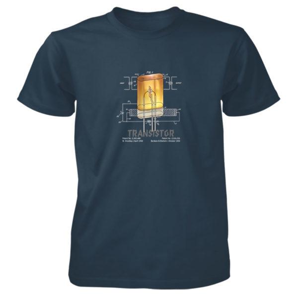 Transistor T-Shirt BLUE DUSK