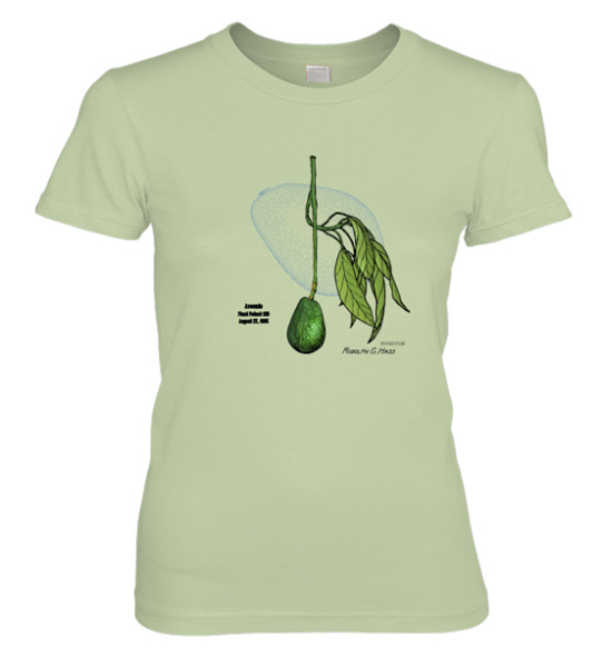 Avocado Woman's T-Shirt