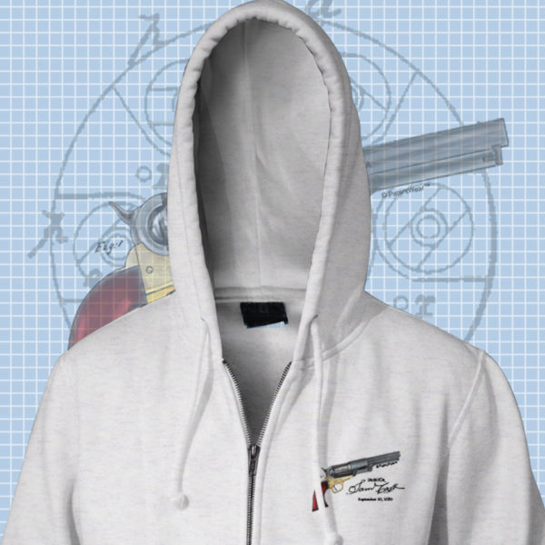 Firearms Zip Hoodies