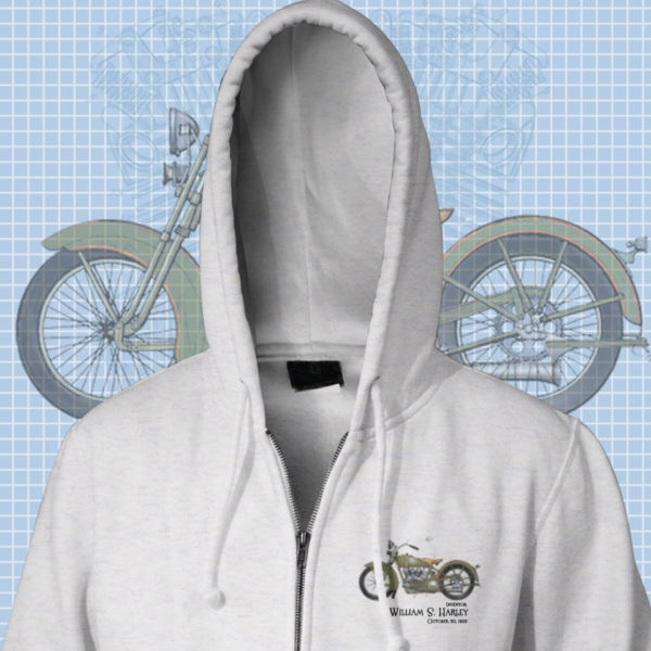 Vehicles Zip Hoodies