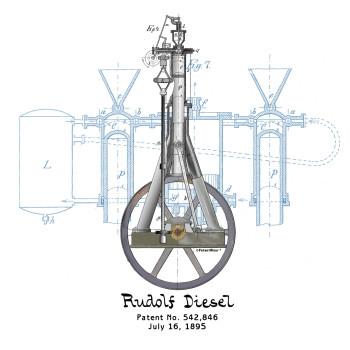 Diesel Engine Design: BACKS