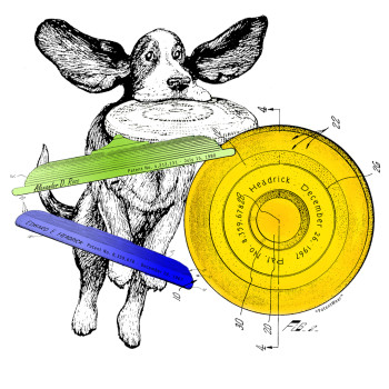 Flying Disc Design: BACKS