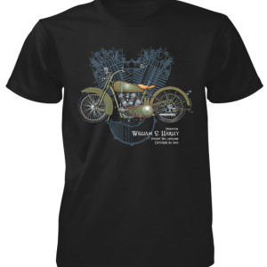 William S. Harley T-Shirt