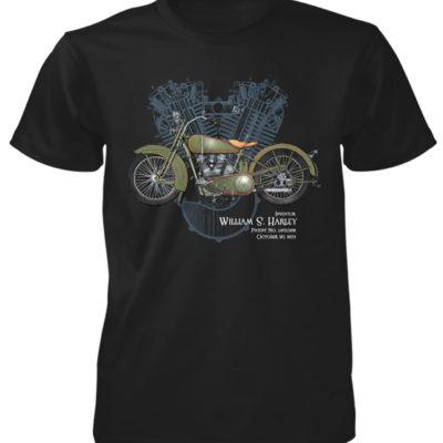 William S. Harley T-Shirt