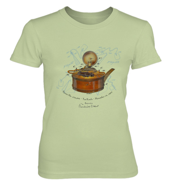 Kettle Woman's T-Shirt