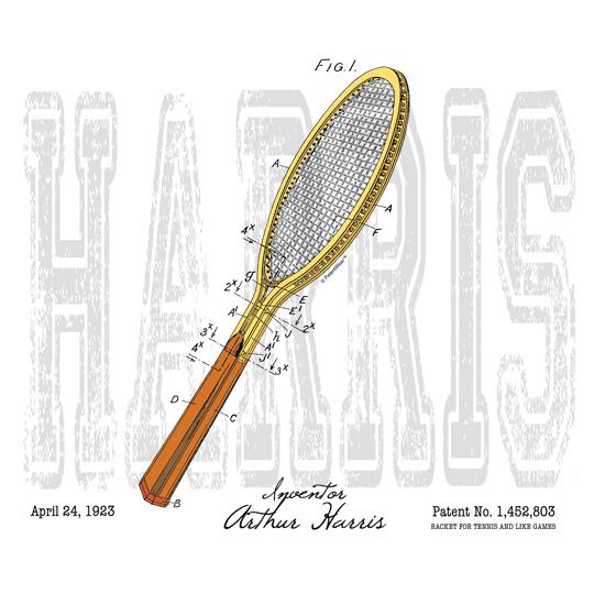 Tennis Harris