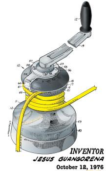 Winch Blowup Design: FRONT LEFT CHEST