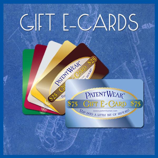 Gift E-Cards