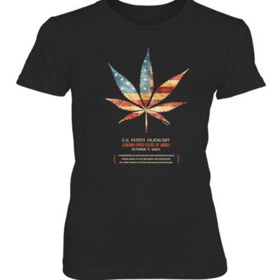 Cannabis 507 Women's T-Shirt