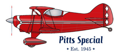 Pitts Special Design: FRONT LEFT CHEST