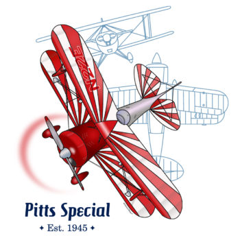 Pitts Special Design: BACK
