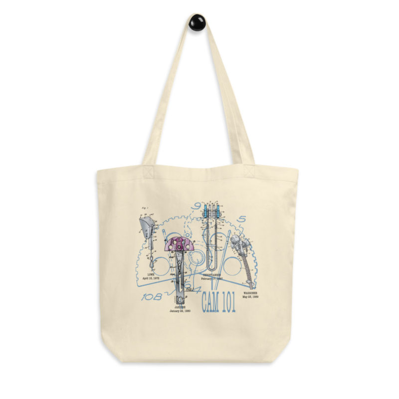 Cam1 01 Tote Bag FRONT