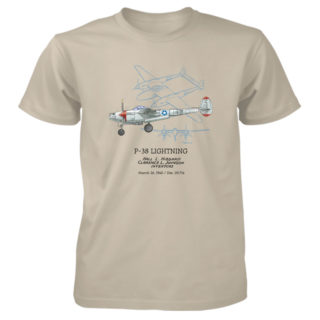 P-38 Lightning T-Shirt