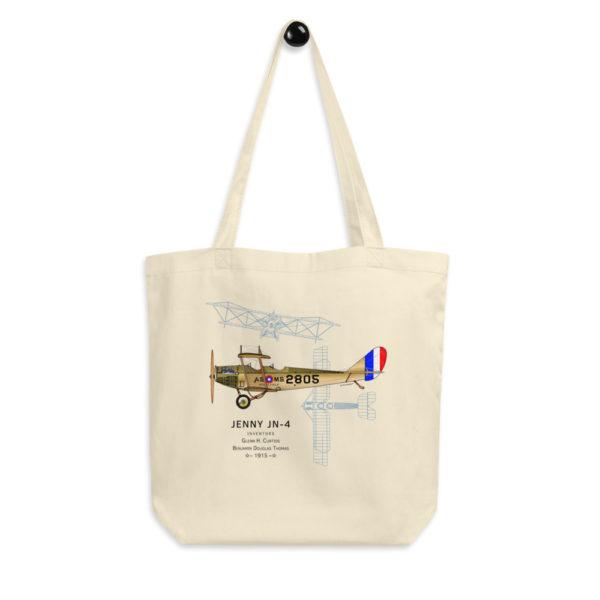 Jenny JN-4 Tote Bag FRONT
