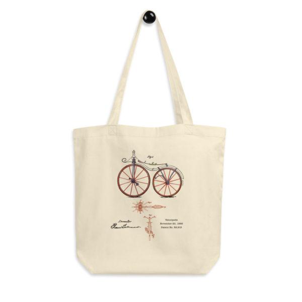 Velocipede Tote Bag FRONT