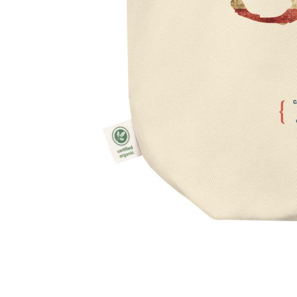 Patent 507 Tote Bag detail