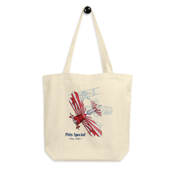 Pitts Special Tote Bag FRONT