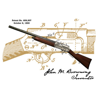Browning Auto-5 Design
