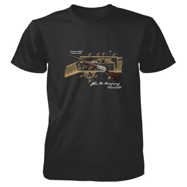 Browning Auto-5 T-Shirt BLACK