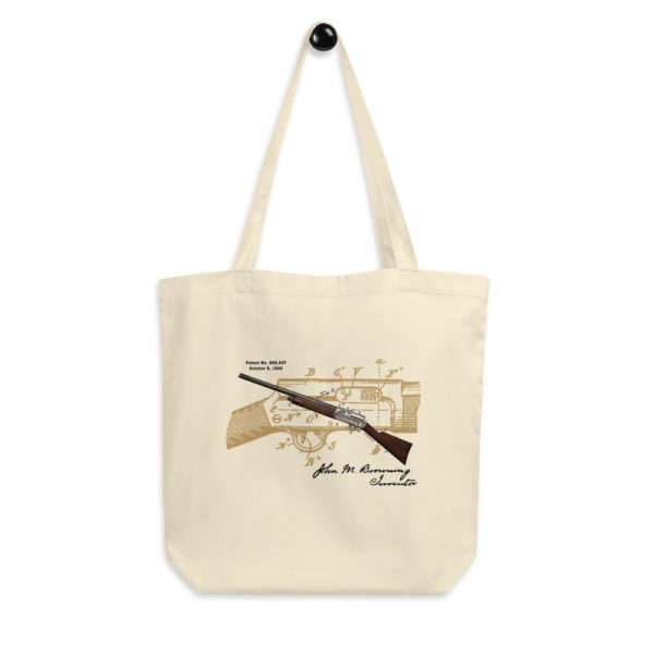 Browning Auto-5 Tote Bag FRONT