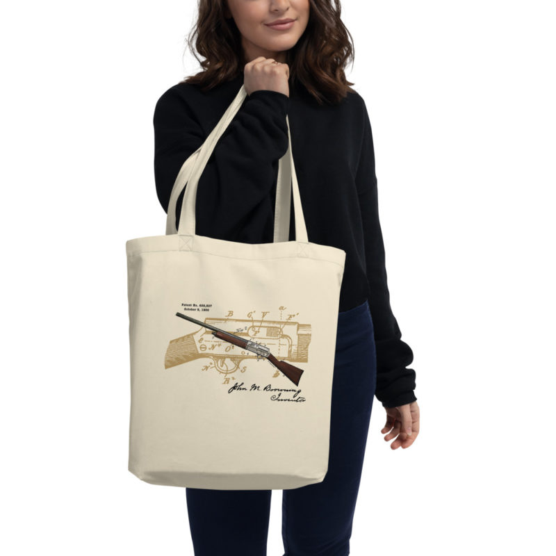Browning Auto-5 Tote Bag