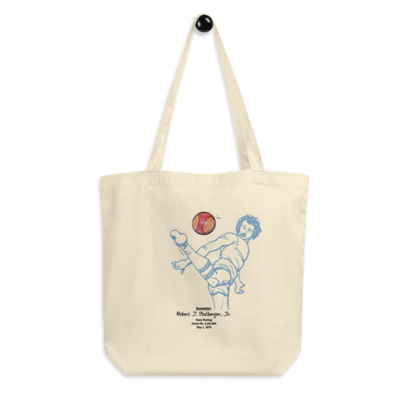 Footbag Tote Bag FRONT
