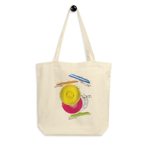 Frisbie MS-Color Tote Bag FRONT