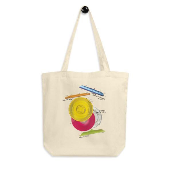 Frisbie MS-Color Tote Bag FRONT