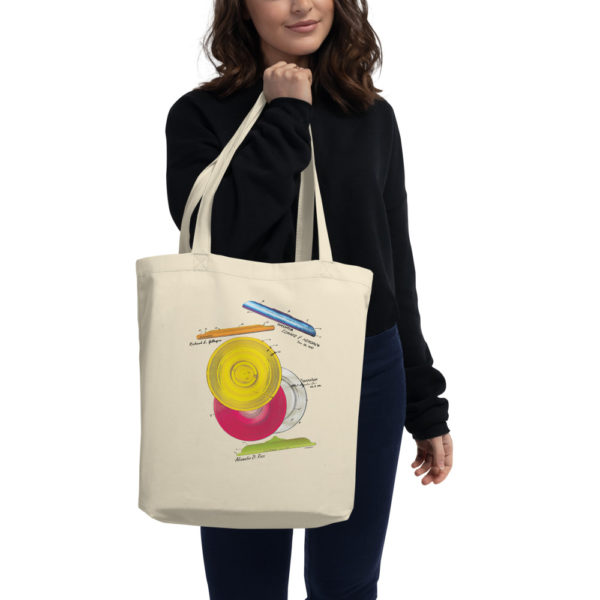 Frisbie MS-Color Tote Bag
