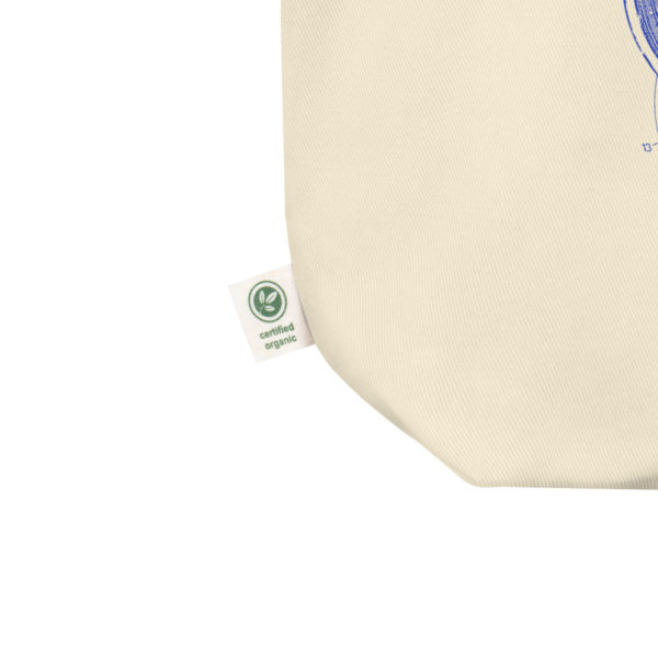 Frisbie MS-Lineart Tote Bag detail