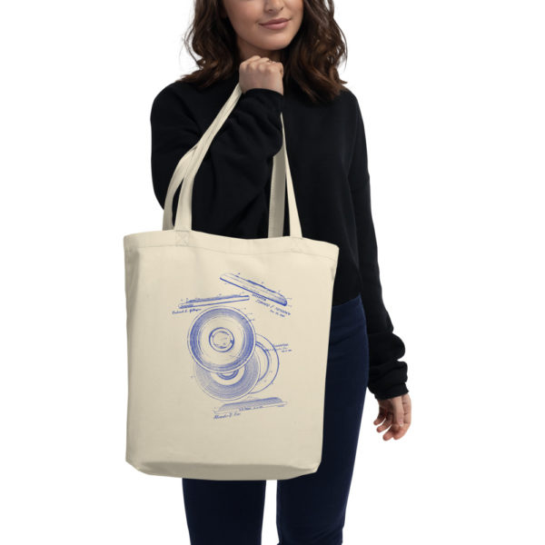 Frisbie MS-Lineart Tote Bag