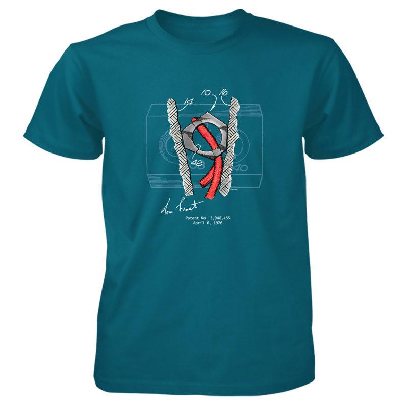 Hex Chock Patent T-Shirt – PatentWear ad7f57baf