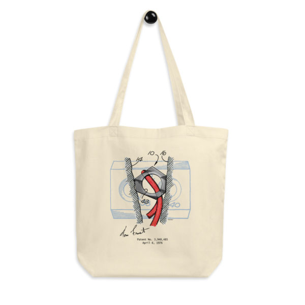 Hex Chock Tote Bag FRONT