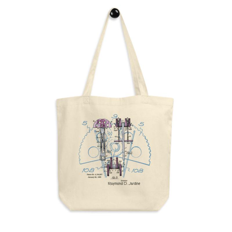 Jardine Cam Tote Bag FRONT