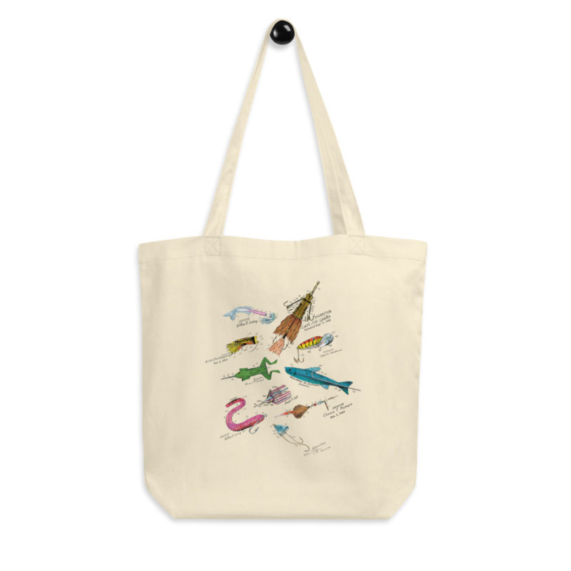 Lures MS-Color Tote Bag FRONT