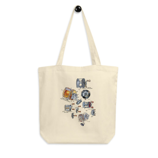 Reels MS-Color Tote Bag FRONT
