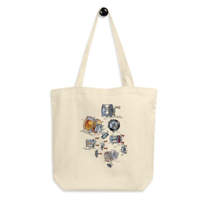 Reels MS-Color Tote Bag FRONT