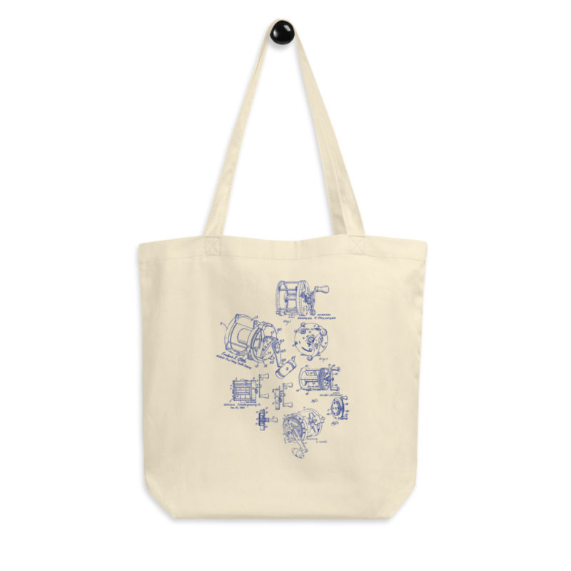 Reels MS-Lineart Tote Bag FRONT