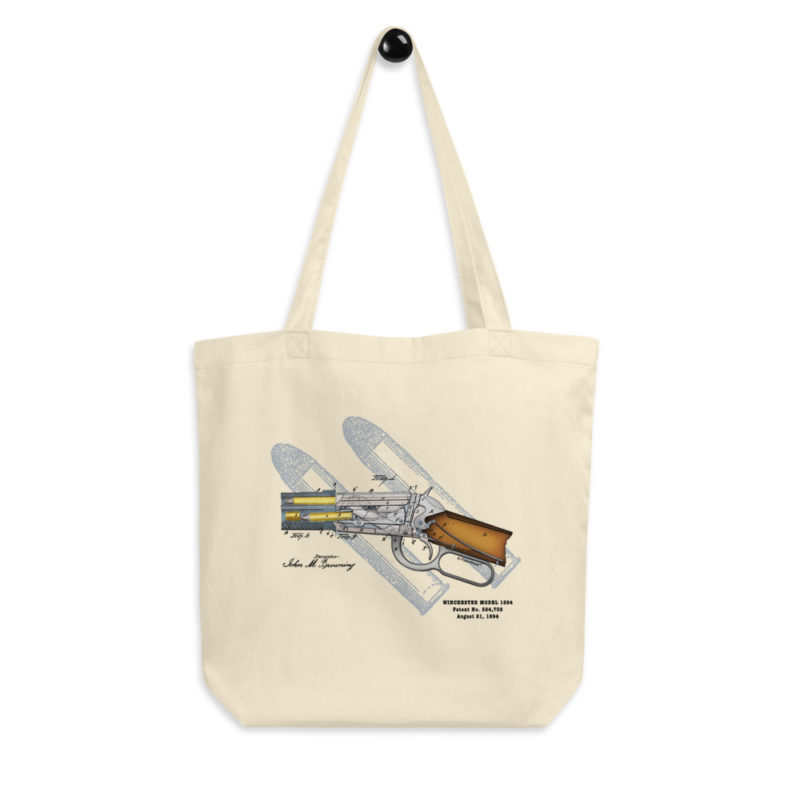 Winchester 1894 Tote Bag FRONT