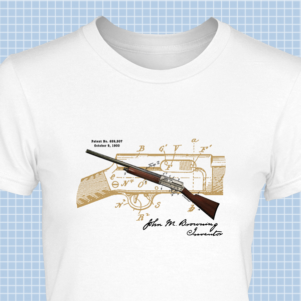 Firearms T-Shirts | Women