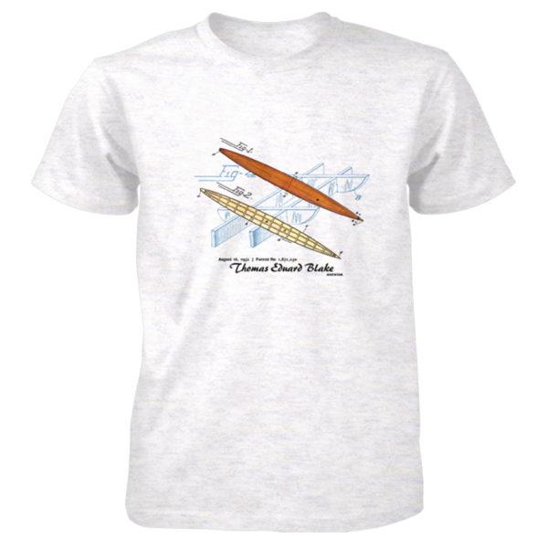 Blake Paddle Board T-Shirt ASH