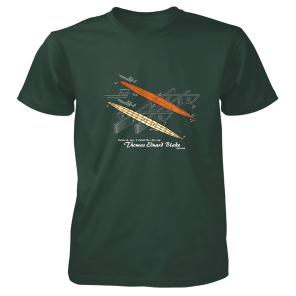 Blake Paddle Board T-Shirt FOREST