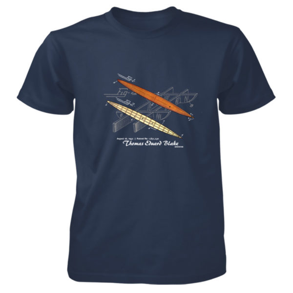 Blake Paddle Board T-Shirt NAVY