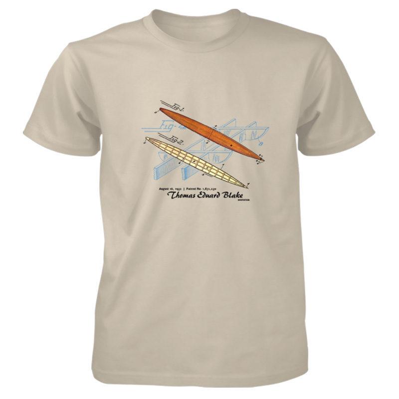 Blake Paddle Board T-Shirt SAND