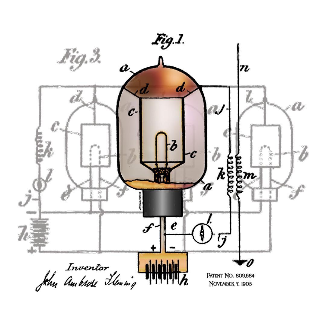 Fleming Vacuum Tube Design