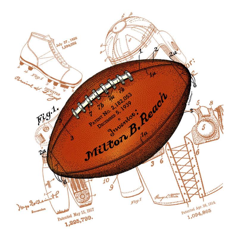 Football Solo Design