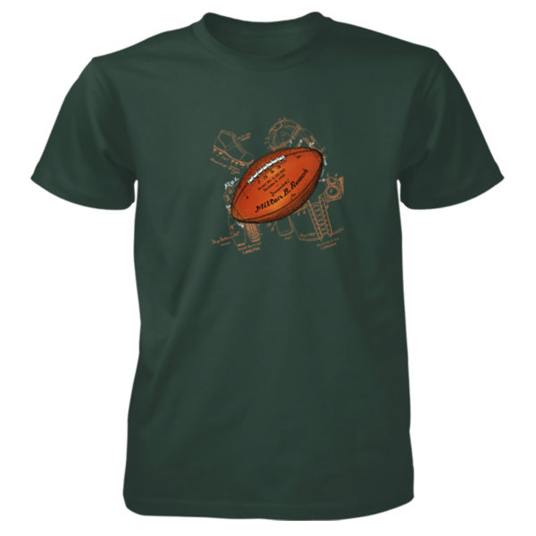 Football Solo T-Shirt FOREST