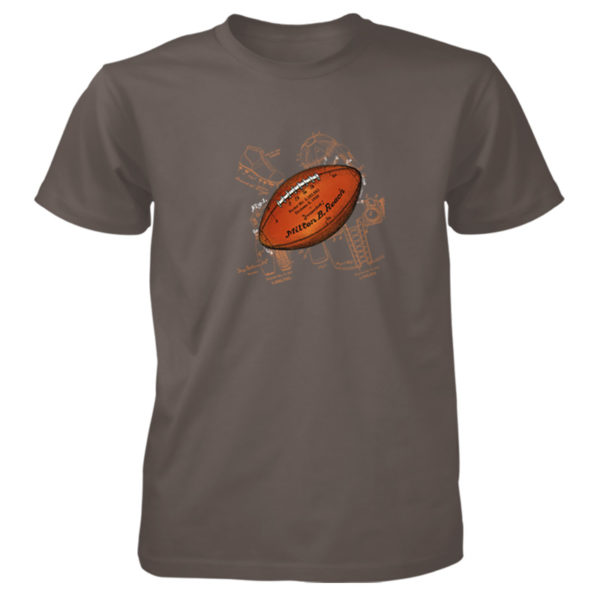 Football Solo T-Shirt OLIVE